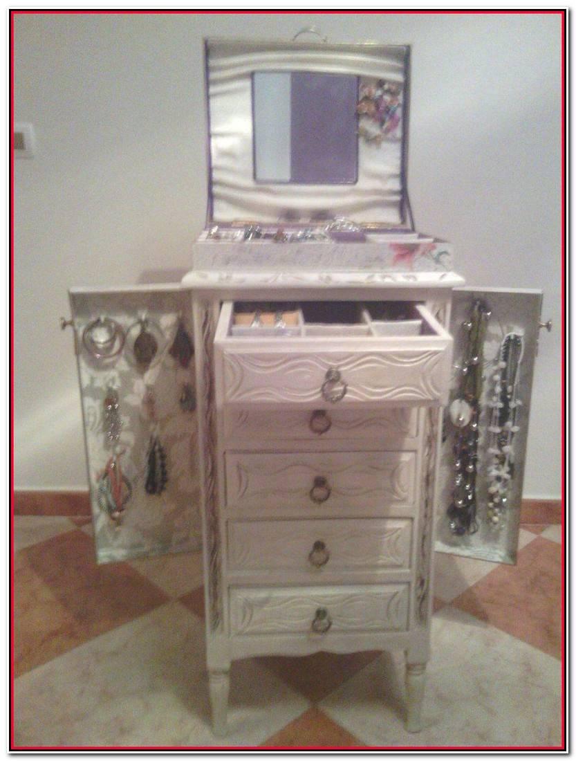 Elegante Muebles Joyero Colección De Muebles Decorativo