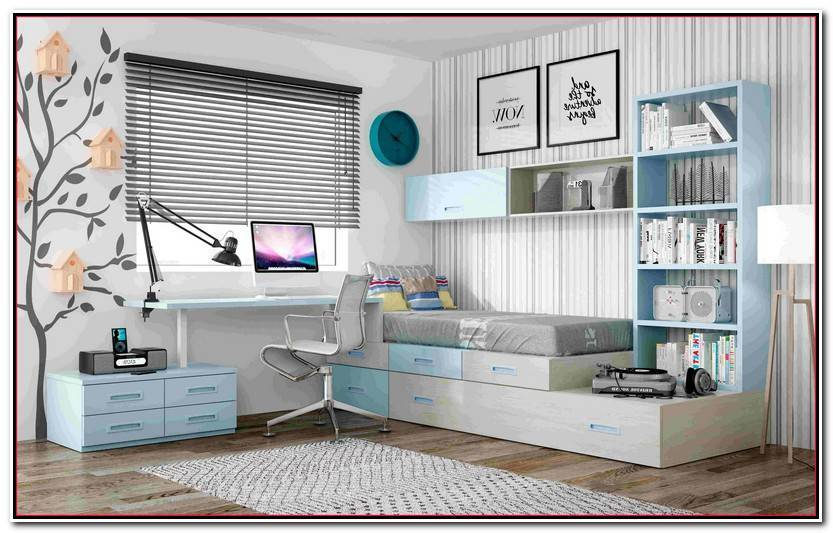 Elegante Ofertas Habitaciones Juveniles Colección De Habitaciones Decoración
