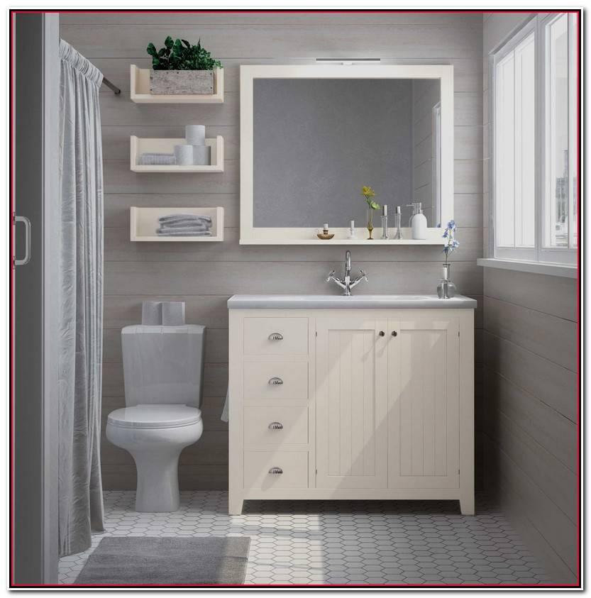 Elegante Pileta Para Baño Con Mueble Colección De Baños Ideas