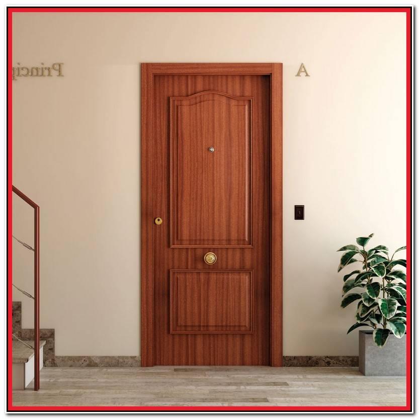 Elegante Puertas Blindadas Baratas Imagen De Puertas Decoración