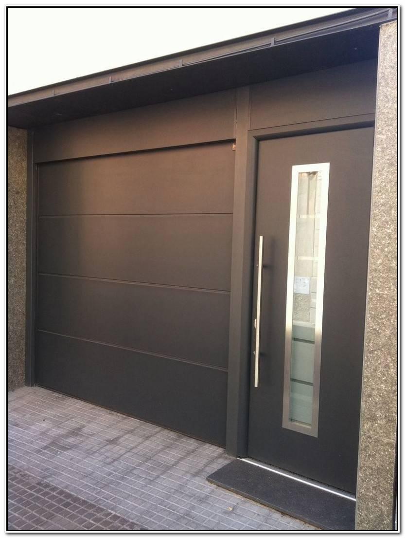 Elegante Puertas De Garaje Seccionales Colección De Puertas Ideas