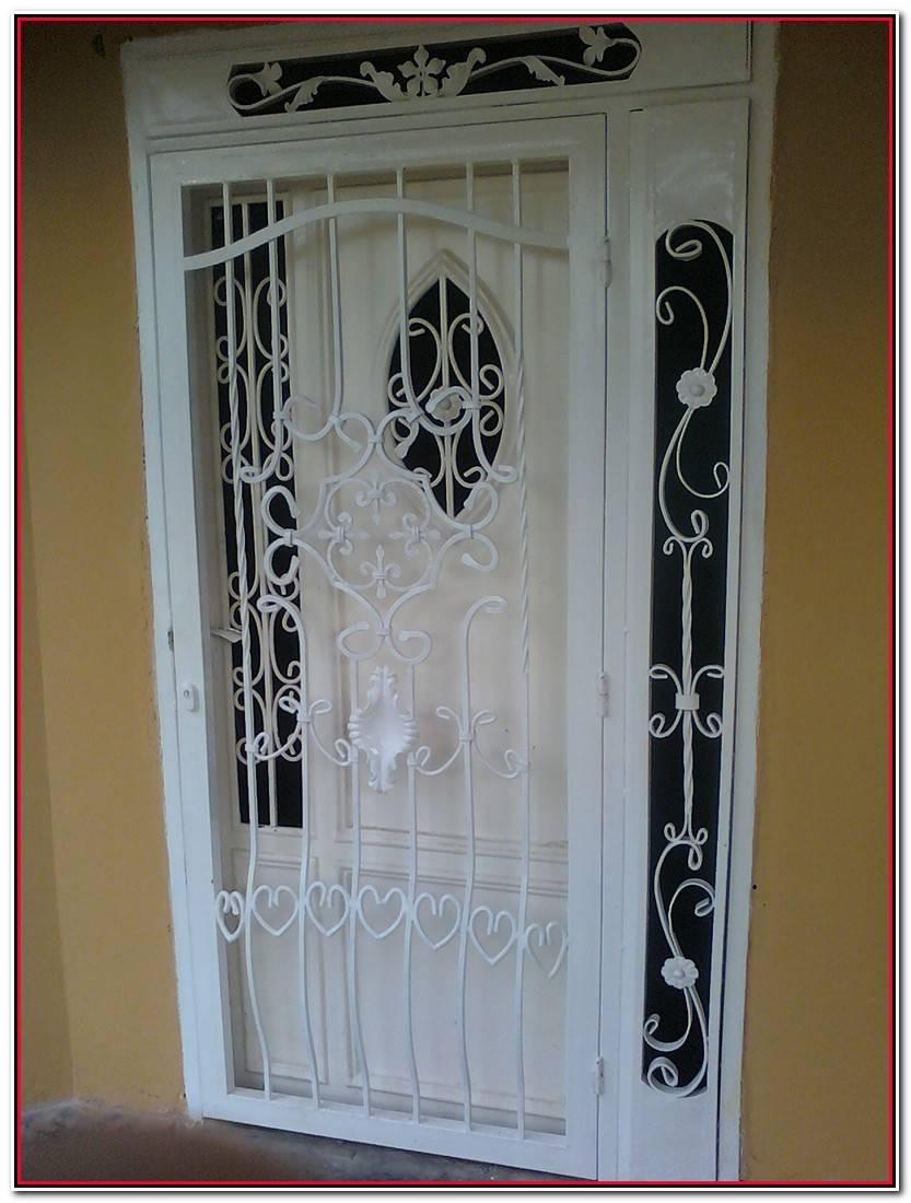 Elegante Puertas De Rejas Galería De Puertas Decoración