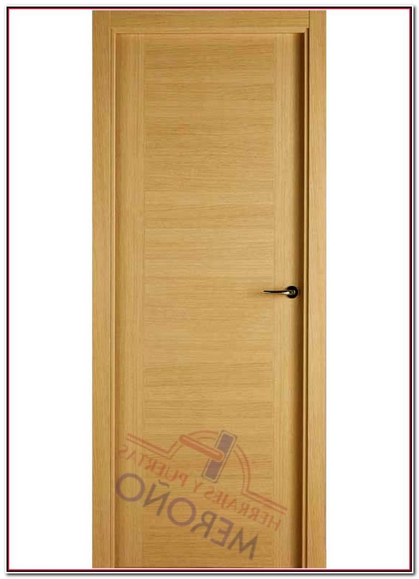 Elegante Puertas De Roble Interior Galería De Puertas Decorativo