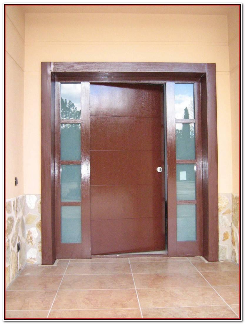 Elegante Puertas De Vidrio Templado Colección De Puertas Idea