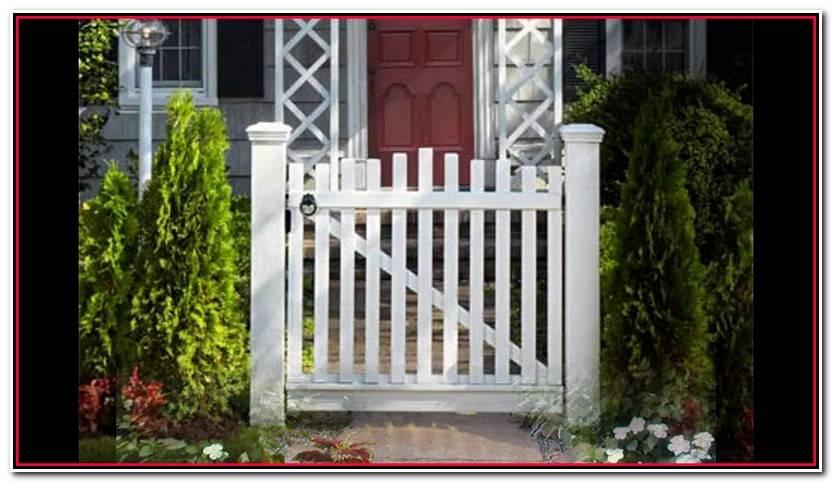 Elegante Puertas Jardin Galería De Jardín Idea