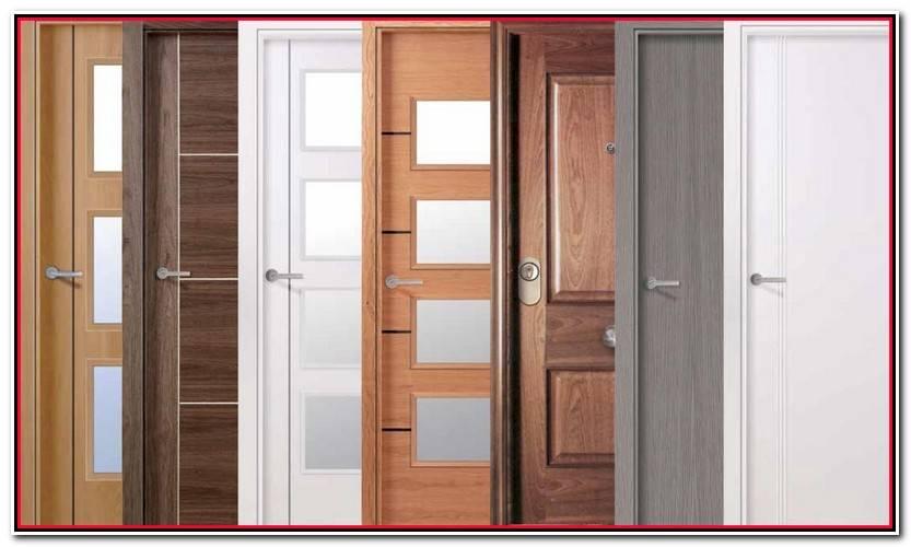 Elegante Puertas Monoblock Colección De Puertas Estilo
