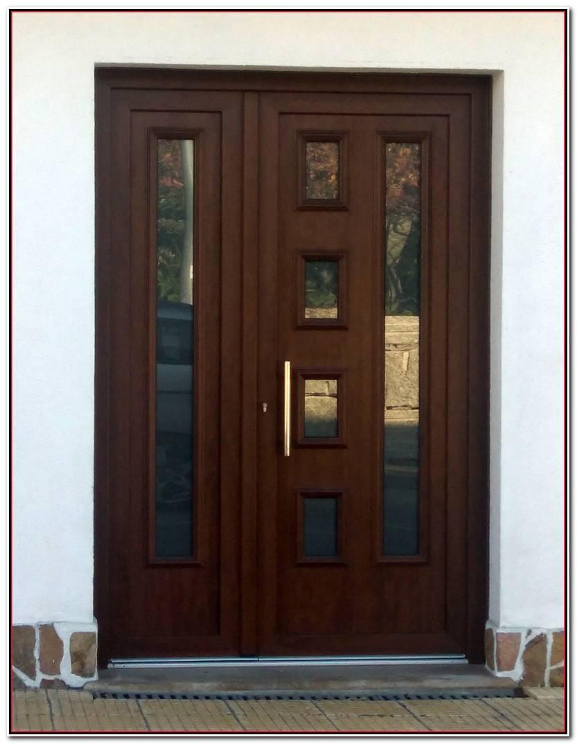 Elegante Puertas Pvc Fotos De Puertas Decorativo