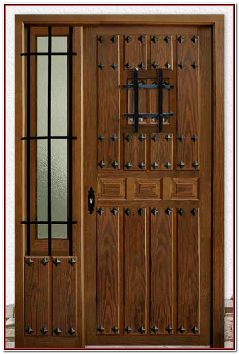 Elegante Puertas Rústicas Imagen De Puertas Accesorios