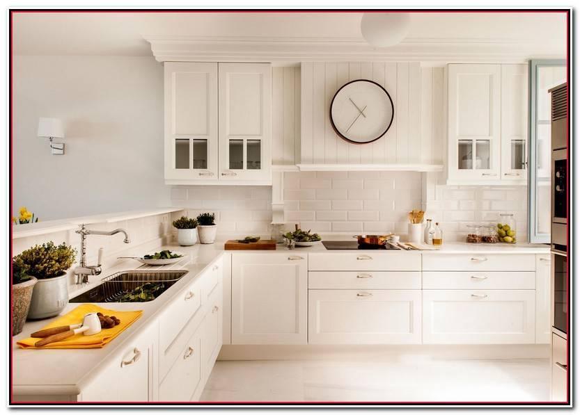 Elegante Reloj De Pared Cocina Imagen De Cocinas Decorativo