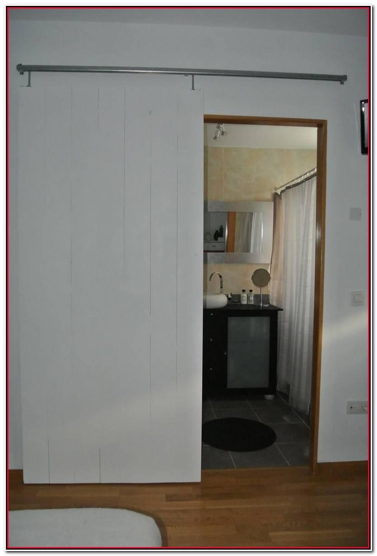 Elegante Riel Para Puerta Corrediza Imagen De Puertas Ideas