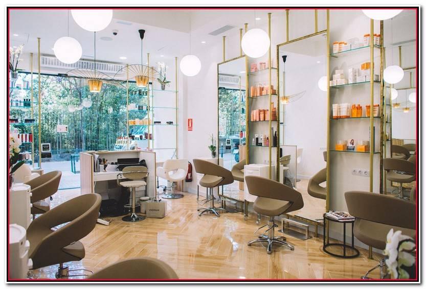 Elegante Salon De Belleza Barcelona Fotos De Salon Decoraci%C3%B3n