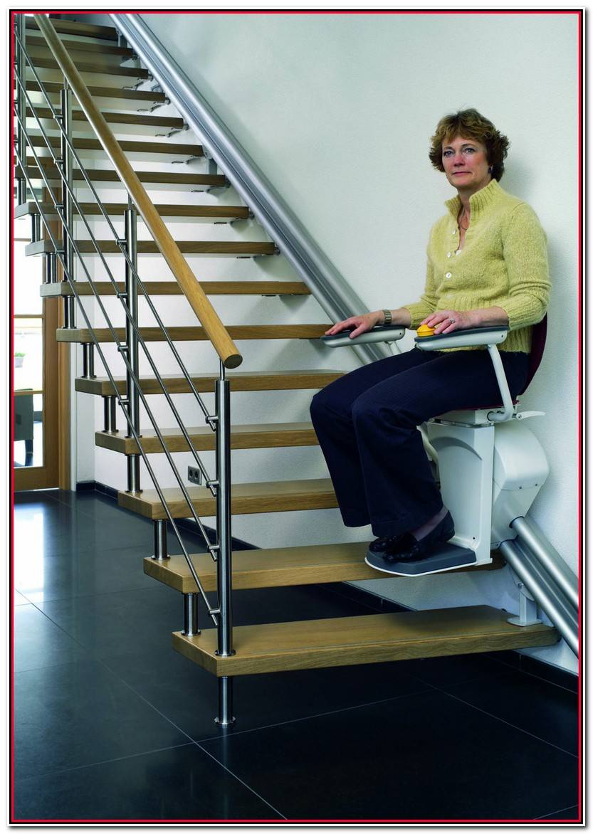 Elegante Silla Para Bajar Escaleras Galería De Silla Idea