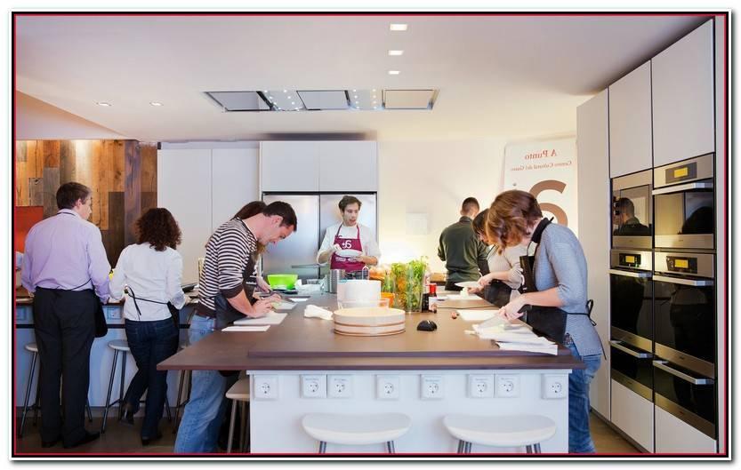 Elegante Taller Cocina Barcelona Colección De Cocinas Decoración