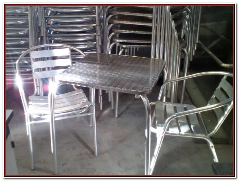 Elegante Vendo Mesas Y Sillas Para Terraza De Segunda Mano Colección De Mesas Decoración