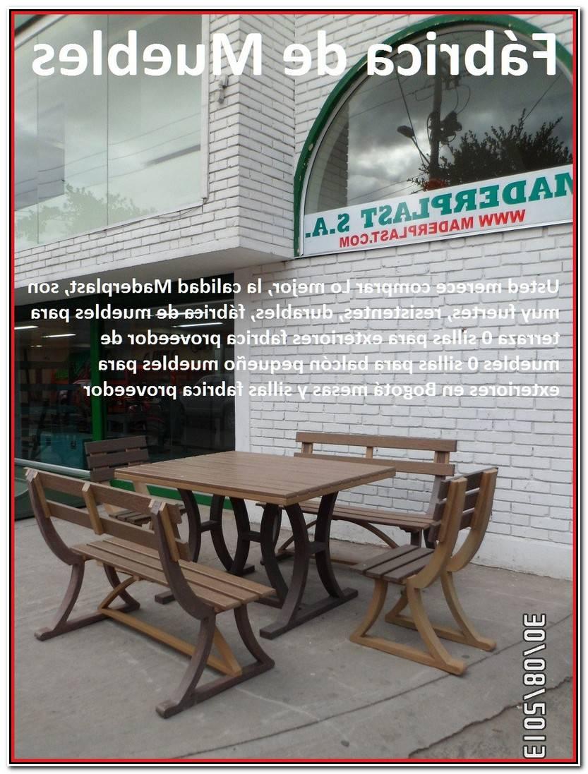 Elegante Vendo Mesas Y Sillas Para Terraza De Segunda Mano Imagen De Mesas Decoración