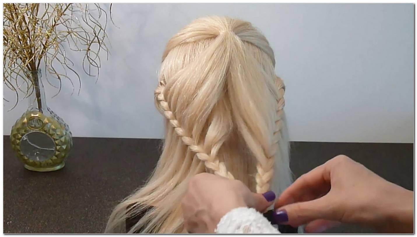 Elsa Frisur Kinder