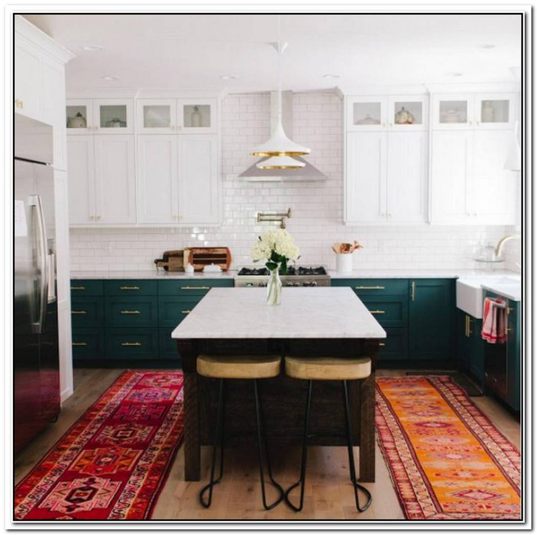 Emerald Green Cabinetry Is Exactly What Your Kitchen Needs Right Now