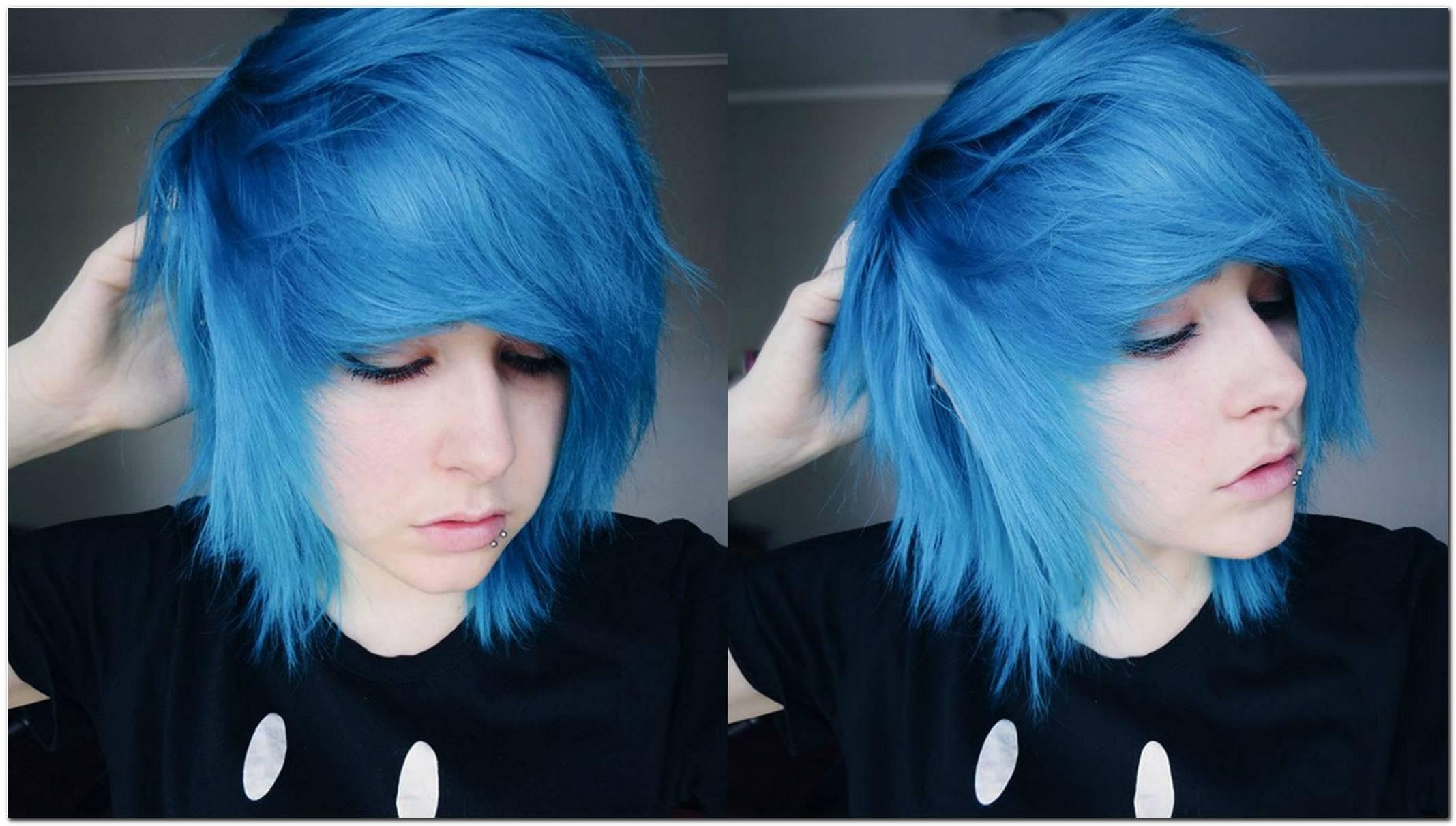 Emo Frisur Stylen