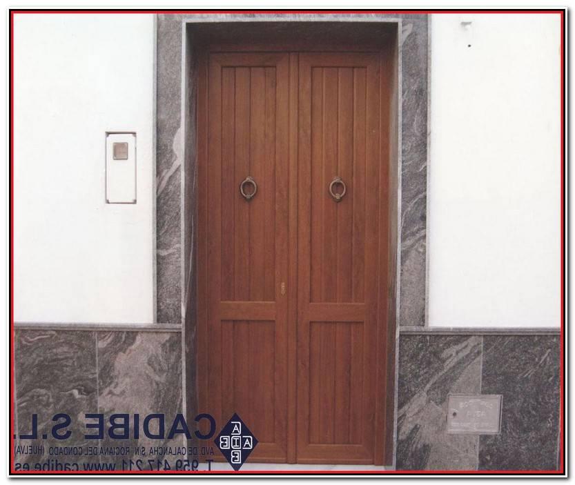 Encantador Aislar Puerta Entrada Galería De Puertas Idea