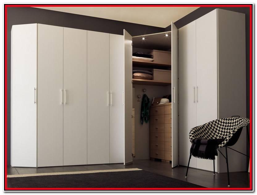 Encantador Armario Esquinero Dormitorio Colección De Armarios Decoración