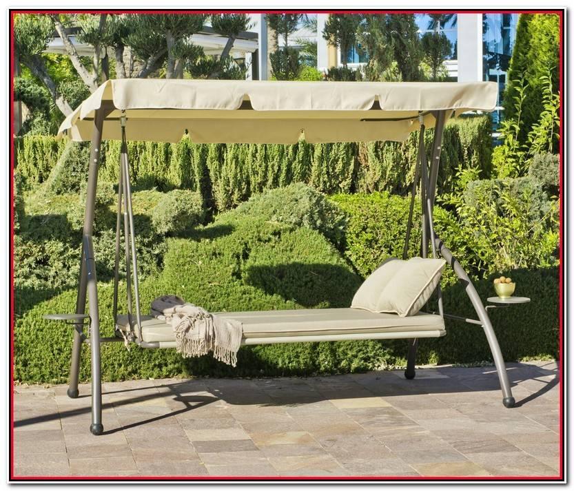 Encantador Balancin De Jardin Imagen De Jardín Decoración