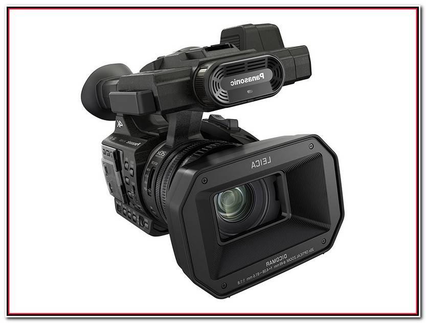 Encantador Camaras Video 4k Galería De Cama Idea