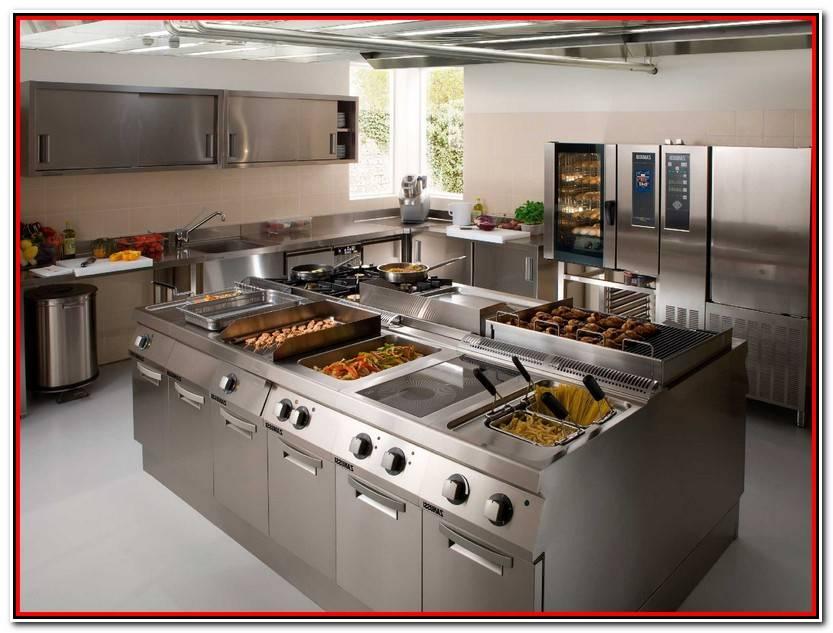 Encantador Cocina Industrial Fotos De Cocinas Decoración