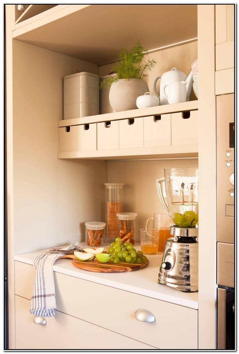 Encantador Guias Cajones Cocina Imagen De Cocinas Idea
