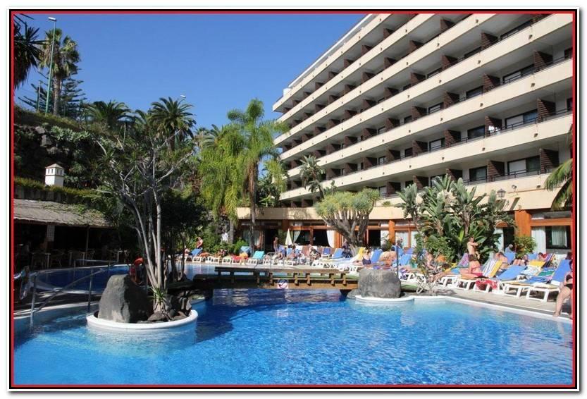 Encantador Hotel Puerto La Cruz Tenerife Fotos De Puertas Idea
