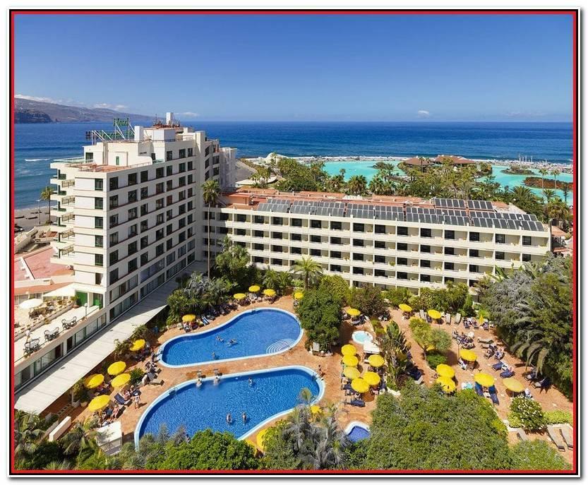 Encantador Hotel Puerto Playa Tenerife Fotos De Puertas Ideas