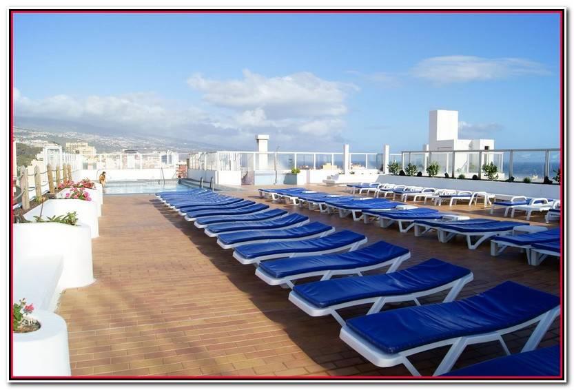 Encantador Hotel Trianflor Puerto De La Cruz Imagen De Puertas Decorativo
