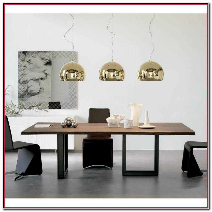Encantador Mesa Cattelan Colección De Mesas Decorativo