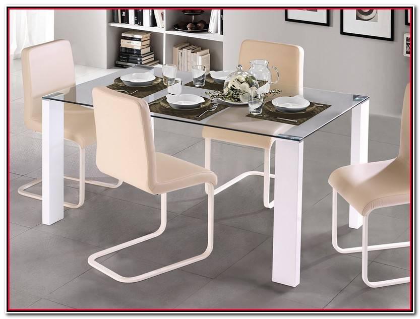 Encantador Mesa Comedor Plegable Galería De Comedor Decorativo