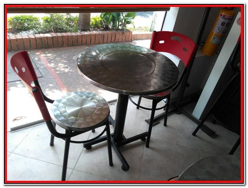 Encantador Mesas Cafeteria Segunda Mano Fotos De Mesas Decorativo