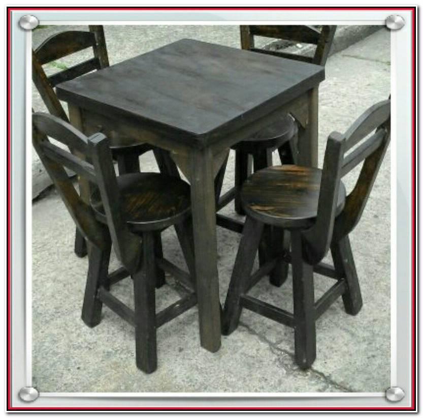 Encantador Mesas Para Bar Galería De Mesas Estilo