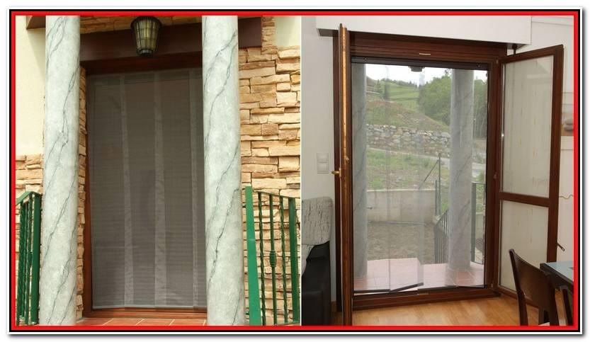 Encantador Mosquiteras Para Puertas Imagen De Puertas Decorativo