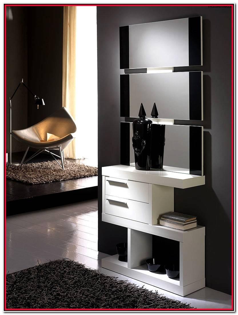 Encantador Mueble Recibidor Moderno Galería De Muebles Idea