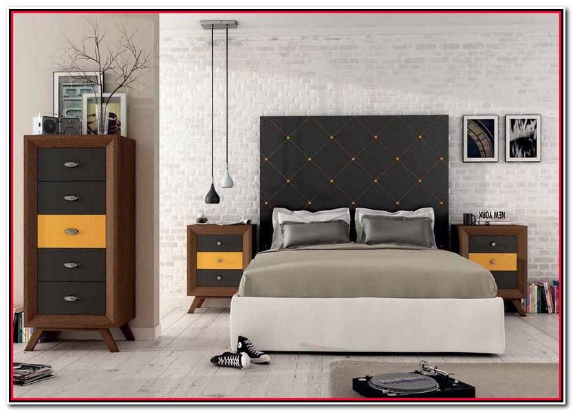 Encantador Muebles De Dormitorio De Matrimonio Colección De Muebles Accesorios