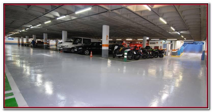 Encantador Parking Puerto De Barcelona Galería De Puertas Decorativo
