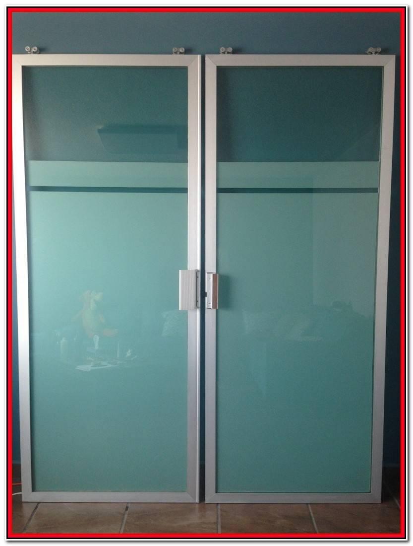 Encantador Puertas Corredizas De Aluminio Colección De Puertas Accesorios