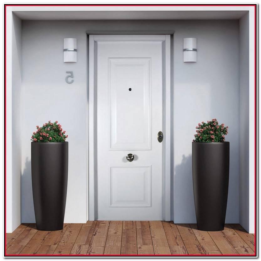 Encantador Puertas De Aluminio Exterior Baratas Galería De Puertas Estilo