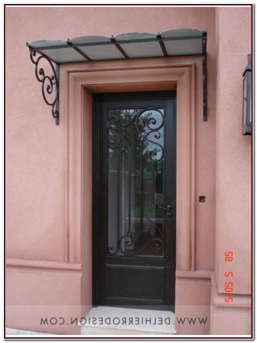 Encantador Puertas De Entrada De Hierro Fotos De Puertas Estilo