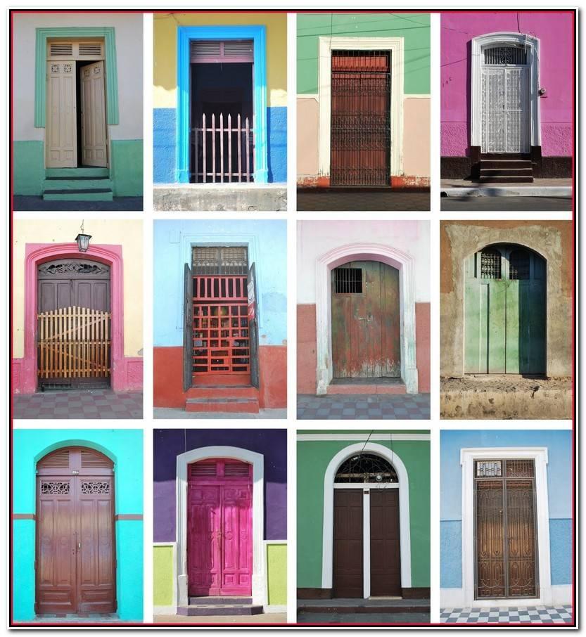 Encantador Puertas En Granada Colección De Puertas Decoración