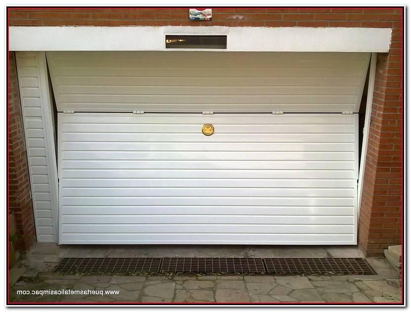 Encantador Puertas Garaje Batientes Colección De Puertas Decoración
