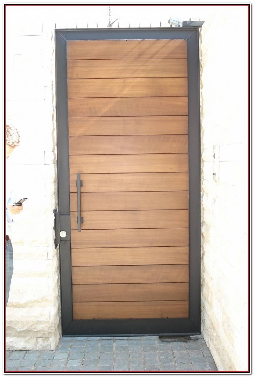 Encantador Puertas Seguridad Imagen De Puertas Decorativo