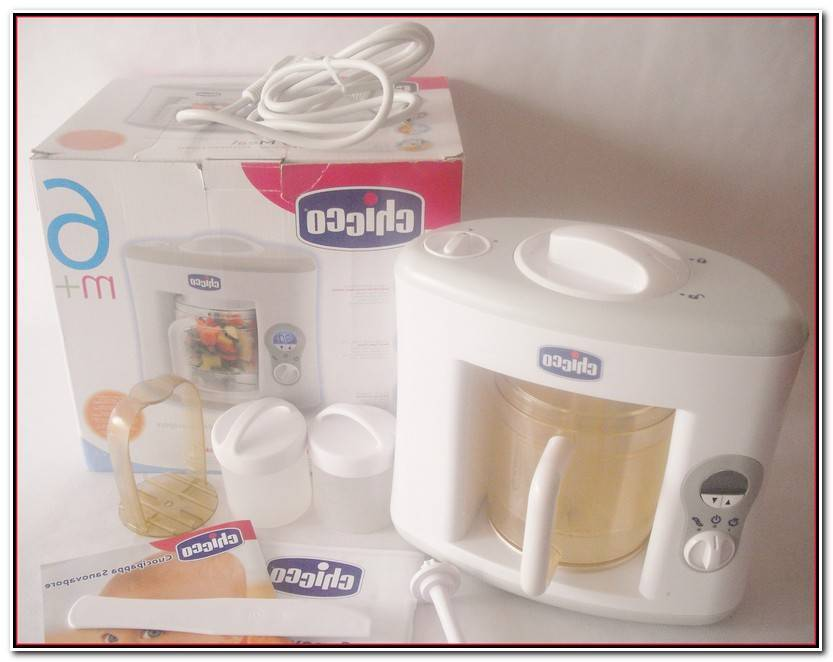 Encantador Robot De Cocina Chicco Colección De Cocinas Decoración