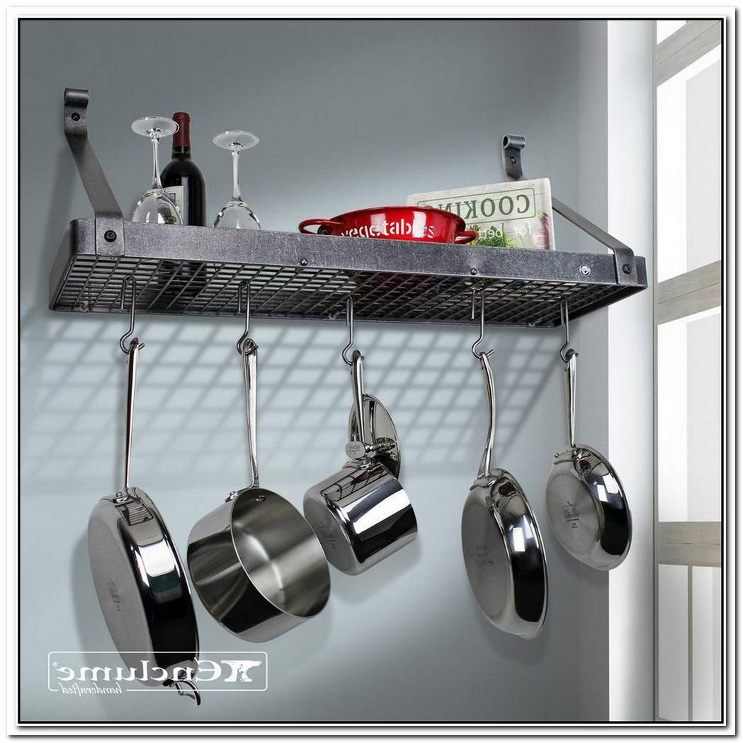 Enclume Deep Shelf Pot Rack