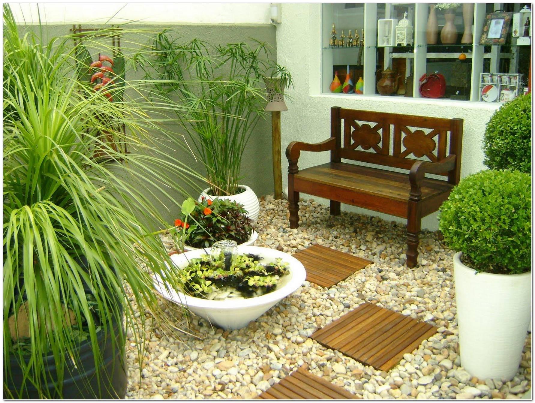 Enfeites Para Jardim 58 Ideias Para Jardim Interno E Externo
