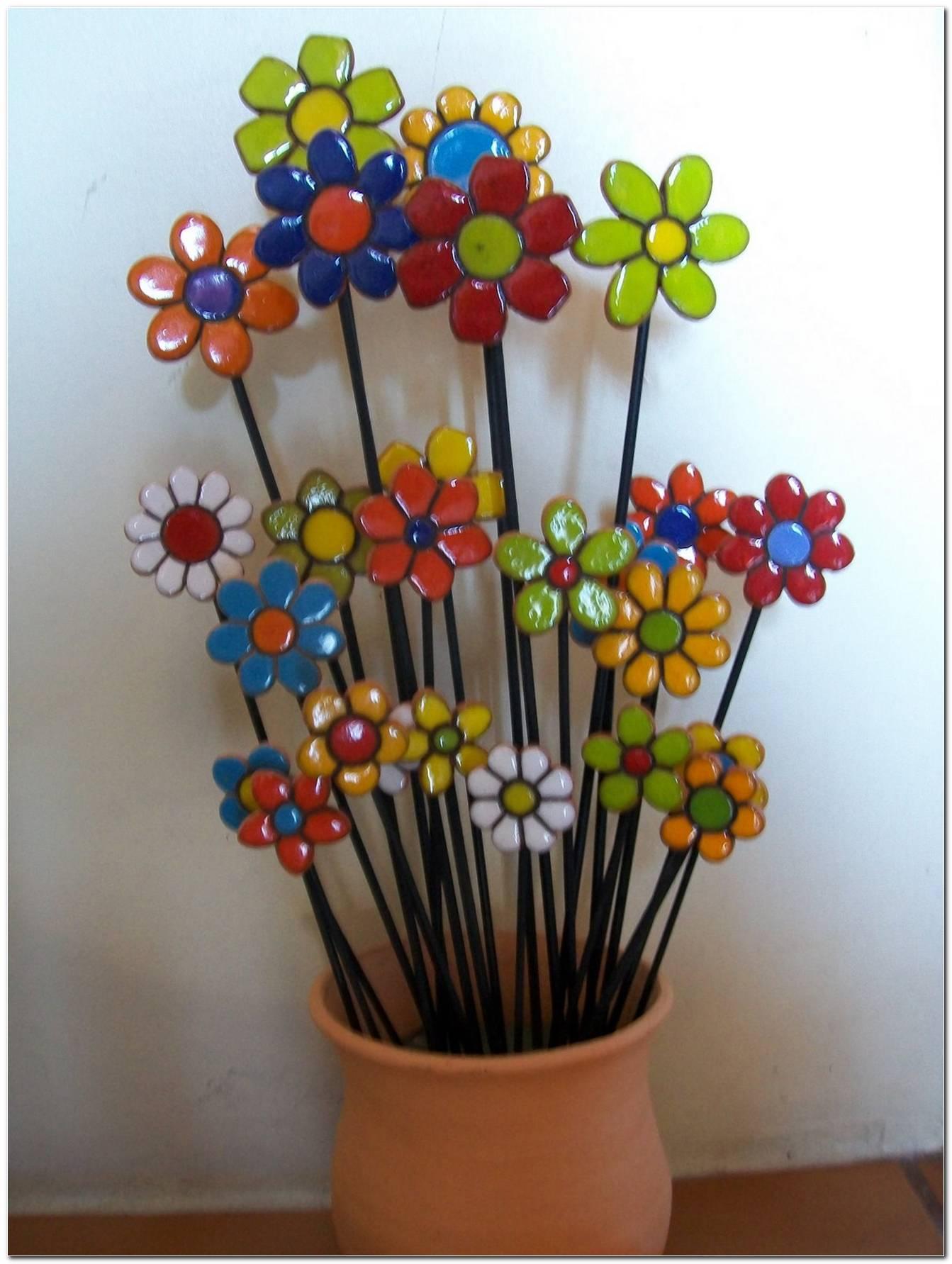 Enfeites Para Vasos De Plantas