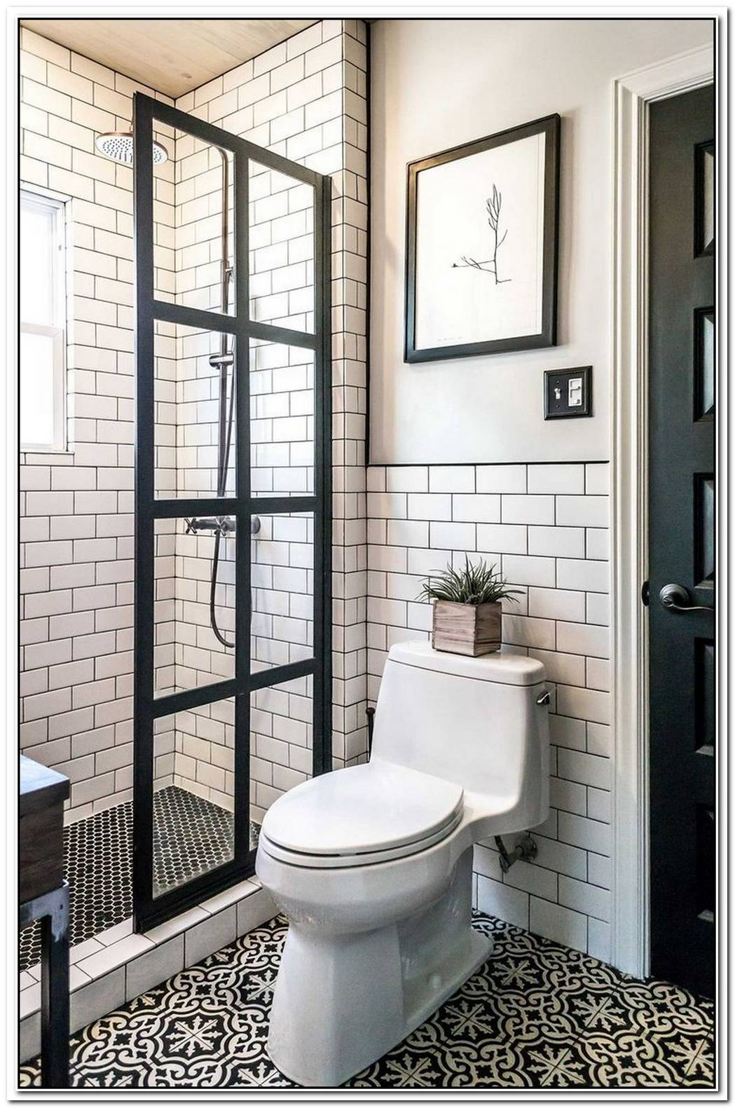 Ensuite Bathroom Small Space Basement